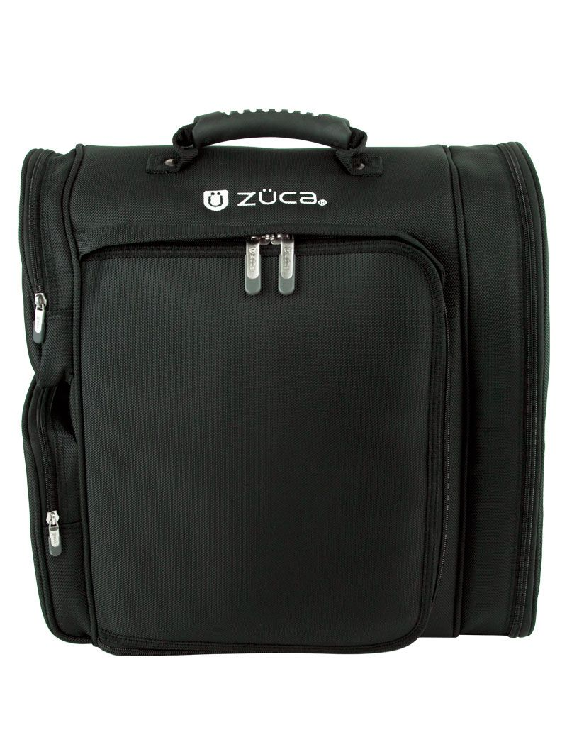 The Zuca Makeup Artist Backpack is a lightweight and