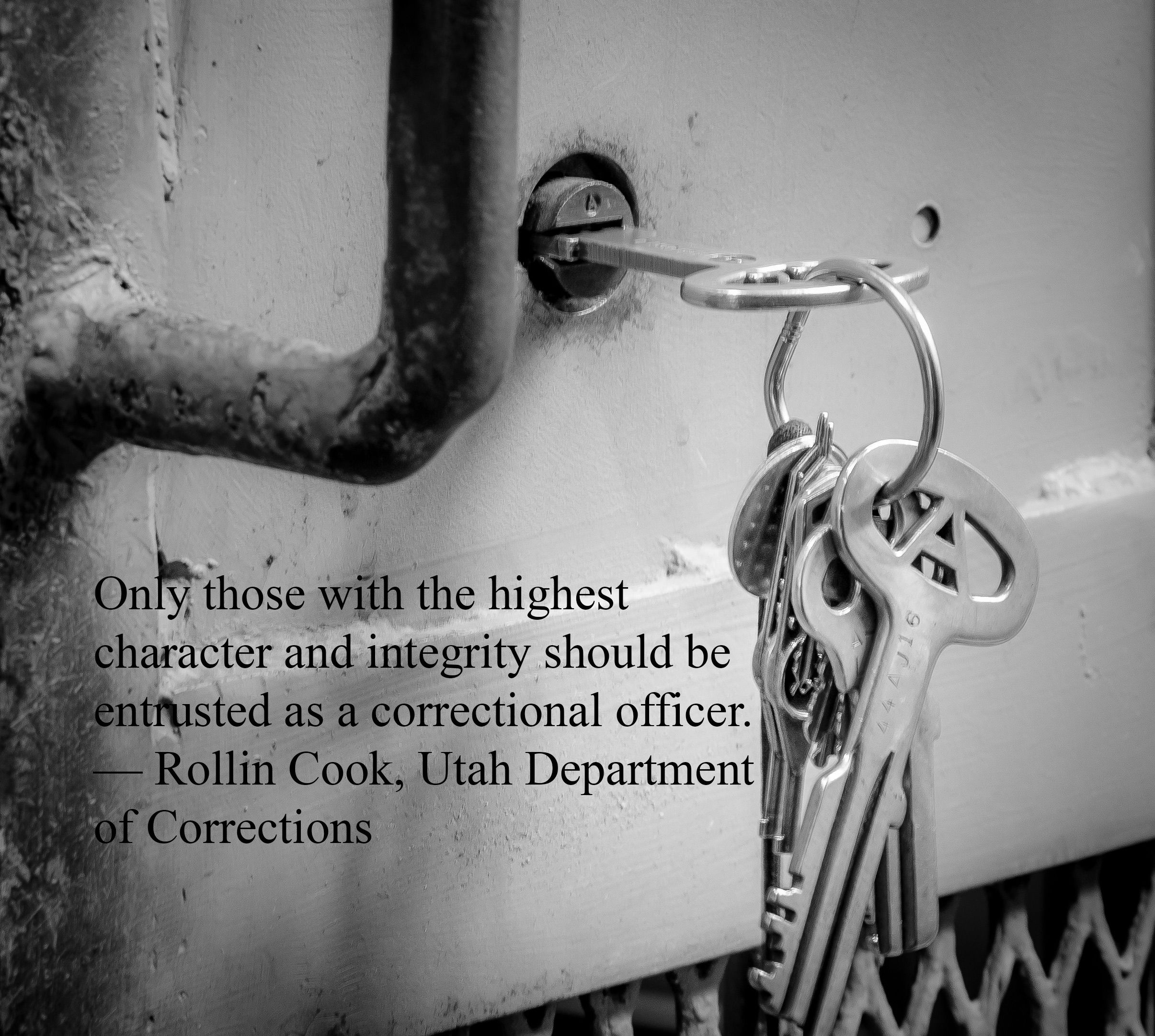 Pin By Utah Department Of Corrections On Quote Unquote Correctional Officer Quotes Department Of Corrections Correctional Officer