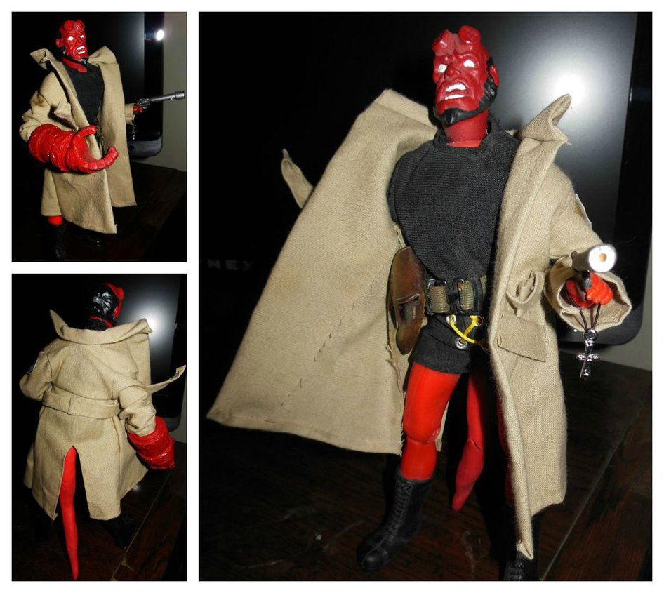 Hellboy by KINGOOB on DeviantArt
