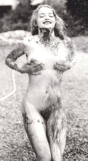 Naked hunks in shower