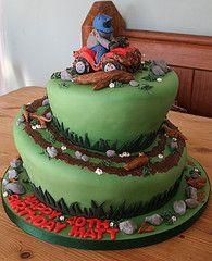 Quad Cake Google Zoeken Pate Sucre Kuchen Kuchen Ideen Und Backen