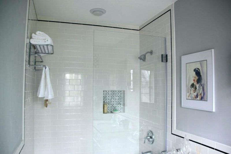 25 Amazing Subway Tile Bathroom Ideas Home Inspirations White