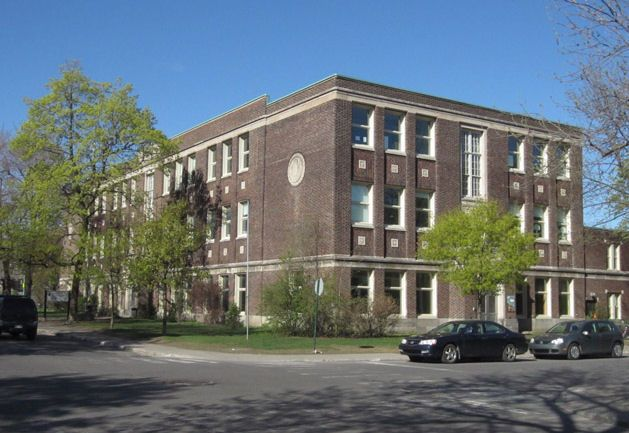 Guy Drummond Elementary School Outremont Went Here From