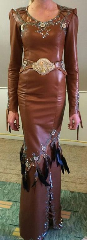 Rum Lambskin Dress In 2019 Rodeo Queen Clothes Cowgirl
