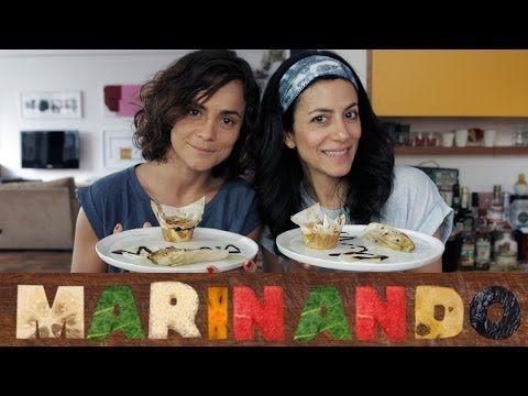 (1) Omelete de forno (com Alice Braga) - YouTube
