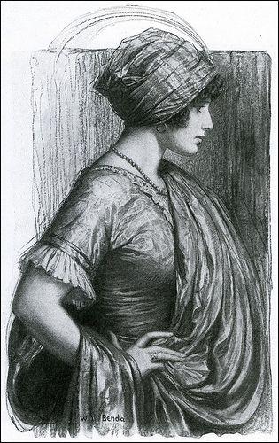 Illustration by W.T. Benda - 1914