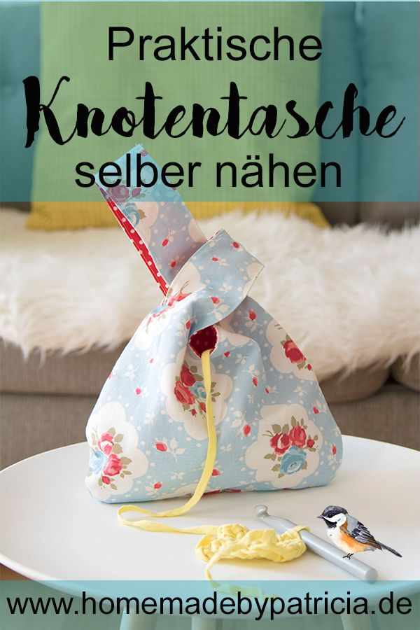 Photo of Genähte Knotentasche – Natural Hygge by Patricia Morgenthaler