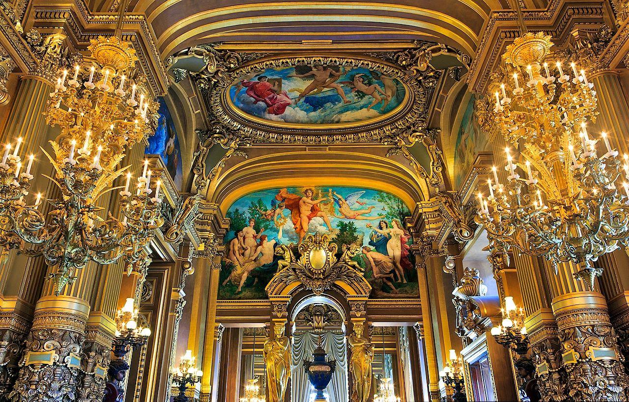 National Opera France. Decor Design Inspirations http