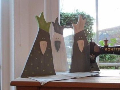 Holzwurm - Kreatives für Haus und Garten - Ostern Basteleien - oster möbel schlafzimmer