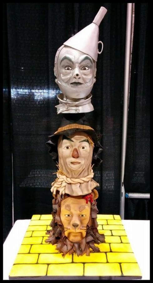 Wizard of Oz by La Petite Charlotte