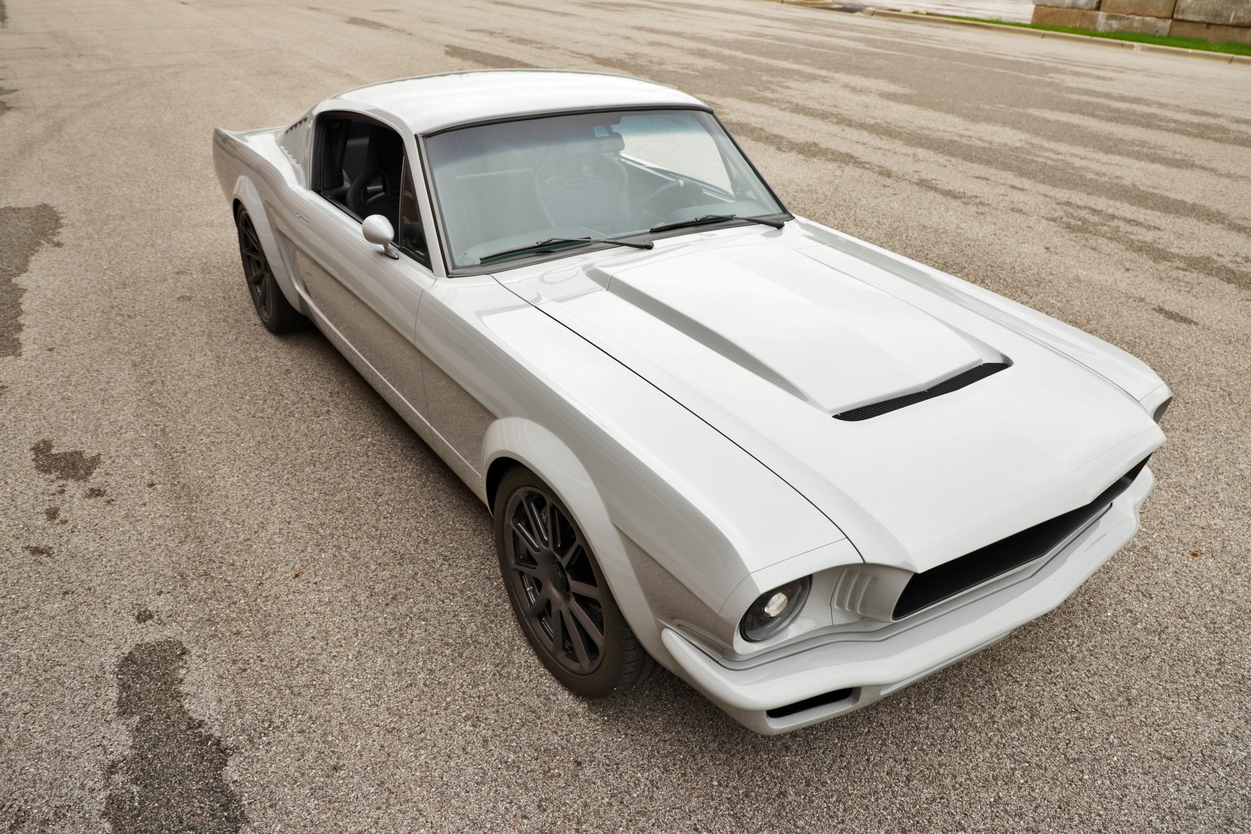 Ford Mustang 'Vapor' is modern klassiek