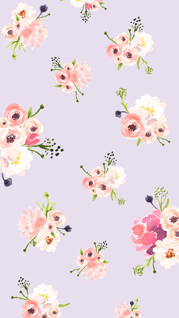Top Phoenix Life And Style Blogger Love And Specs Floral Wallpaper Iphone Cute Patterns Wallpaper Spring Wallpaper
