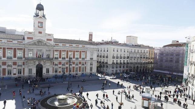 Pin En Madrid