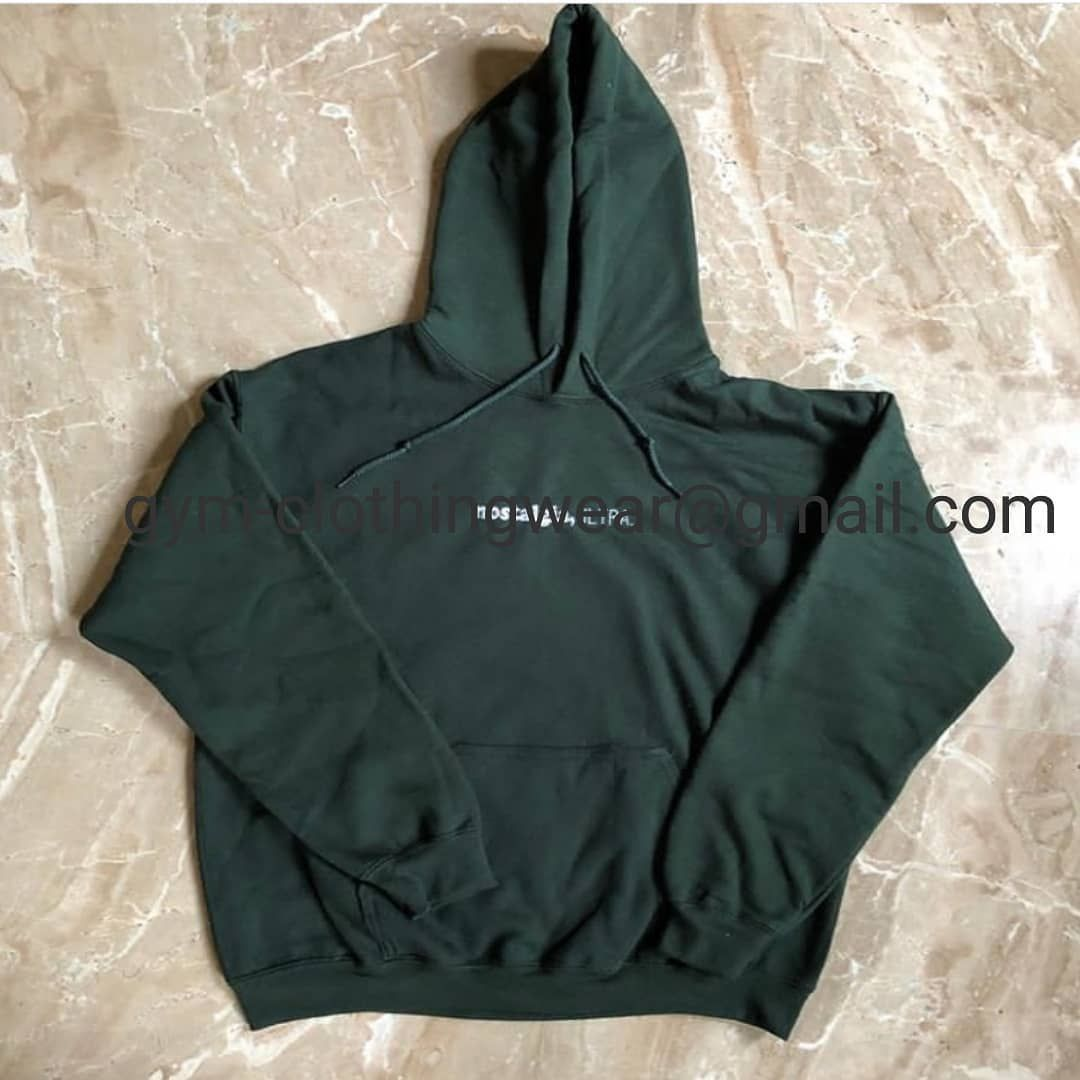 Get these high quality hoodie with your own custom brand logo and in multiple colours order for DM u...