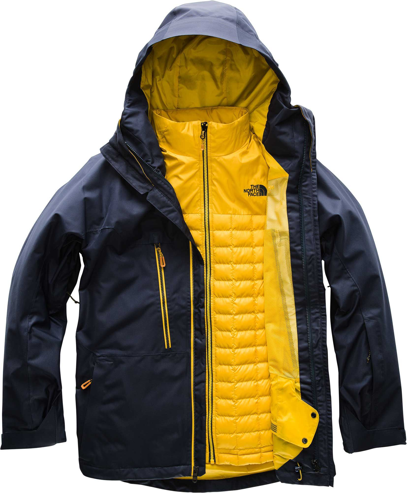 2cc452338ab The North Face Men s ThermoBall Snow Triclimate Jacket in 2019 ...