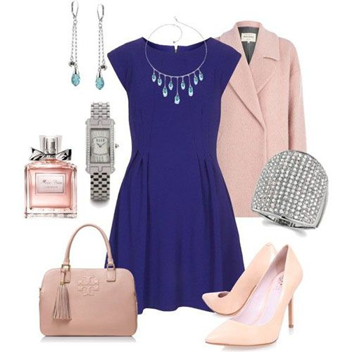 Spring Polyvore Outfits in Baby Pink | Spring, Fashion trends and ...