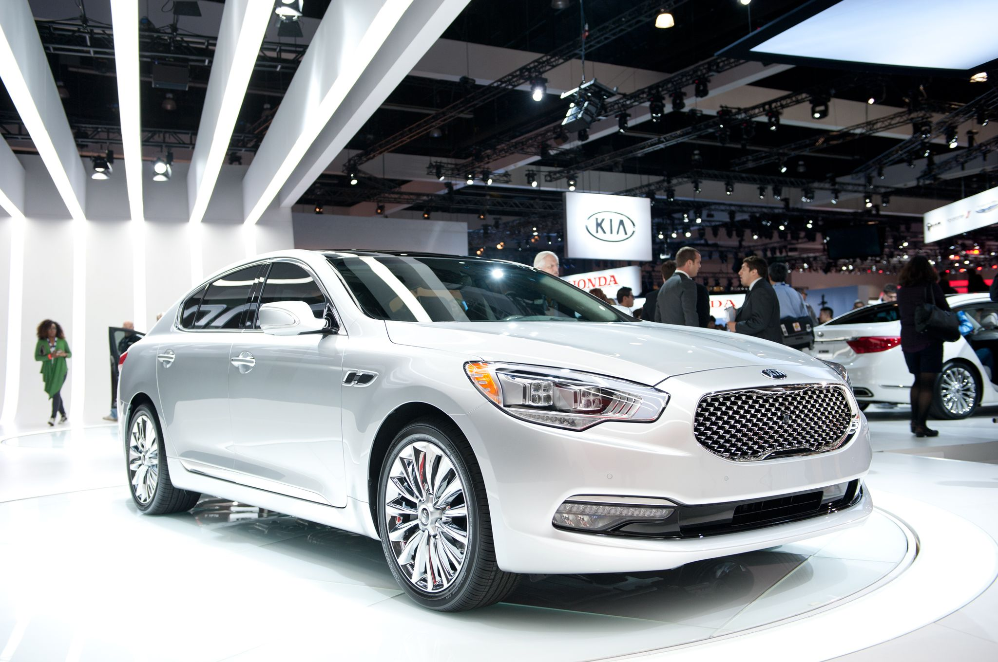 redesign exterior and review price car kia
