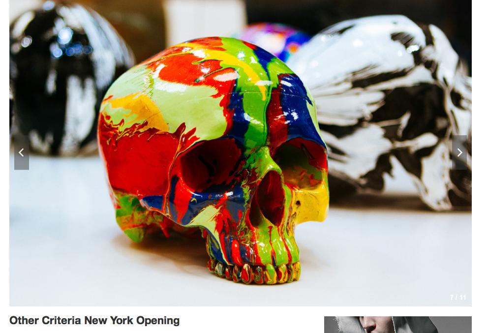NEWSHITFROMTHEBLOG #art #paint #skull