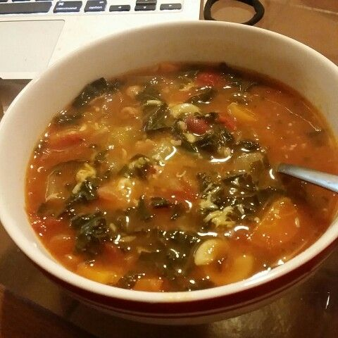 Best Minestrone I have ever made!