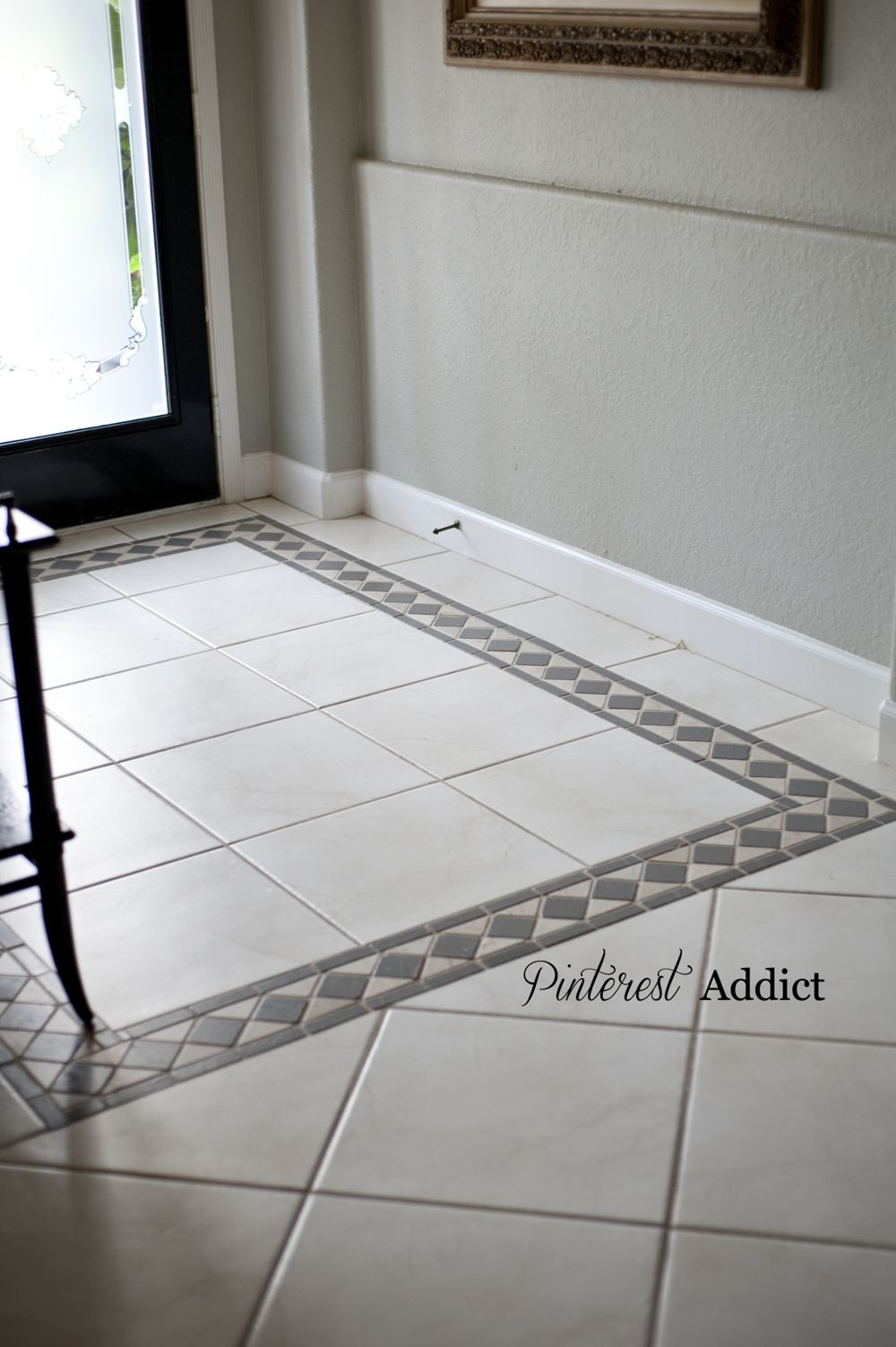 Painted floor tiles after one year x i m primer bonder kitchen painted floor tiles after one year x i m primer bonder dailygadgetfo Choice Image