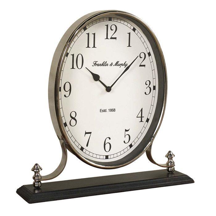 Miranda Table Clock