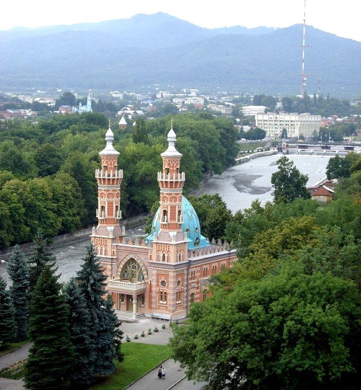 Vladikavkaz north ossetia russia