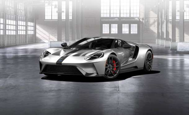 Worth The Weight Ford Announces Lighter Gt Competition Series