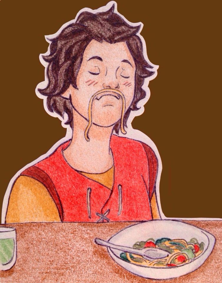 Bumi: When I grow up I will have  magnificent mustache, just as like as those of grandpa Iroh when he was young. Yaaaay ( ̄▽ ̄)ノ  #Avatar #avatarlok #AvatatLegendOfKorra #AvatarTheLastAirbender ##Atla #Bumi #Zutara #VegetarianFood #VegetarianCulture #NonBender #BumiChild
