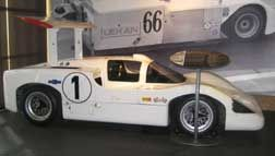 Chaparral 2F in the museum