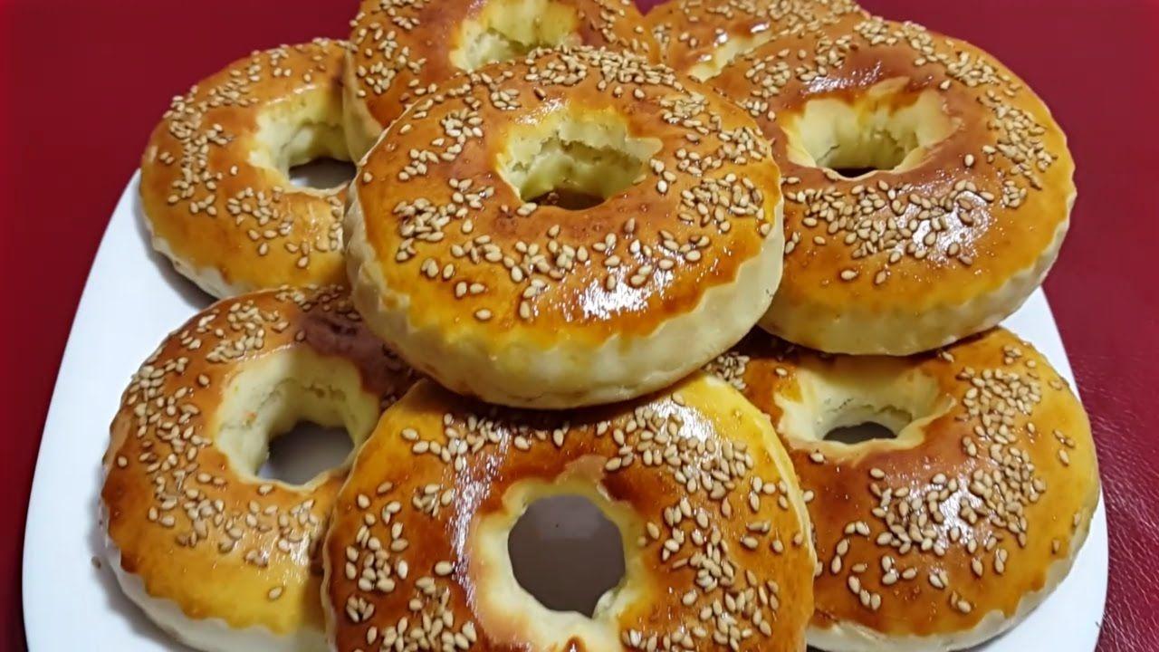 بريوش سريع للفطور كعك الحليب الهش رووووعة Moroccan Food Food Humor Recipes