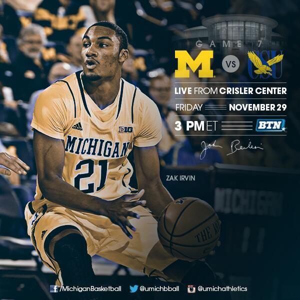 Michigan Men S Basketball On Twitter Michigan Sports Mens Basketball U Of M Basketball