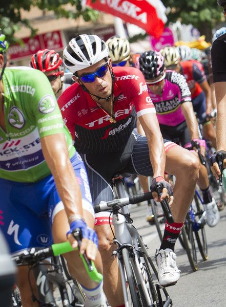 d288a26c3 Trek-Segafredo  Spanish cyclist Alberto Contador rides during the 7th stage  of the 72nd