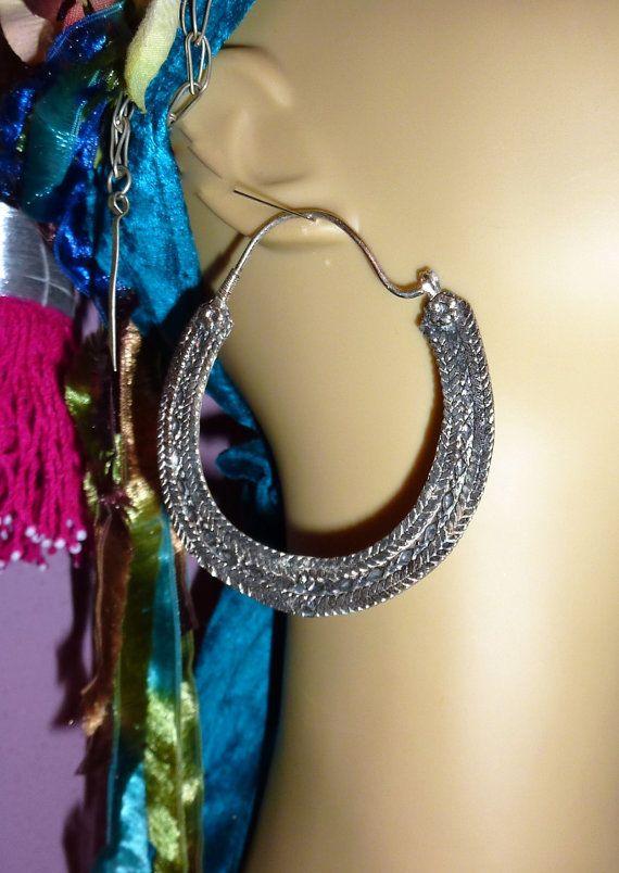 VE-233 Lange Hals Kette Modeschmuck silberfarben mit Anhänger