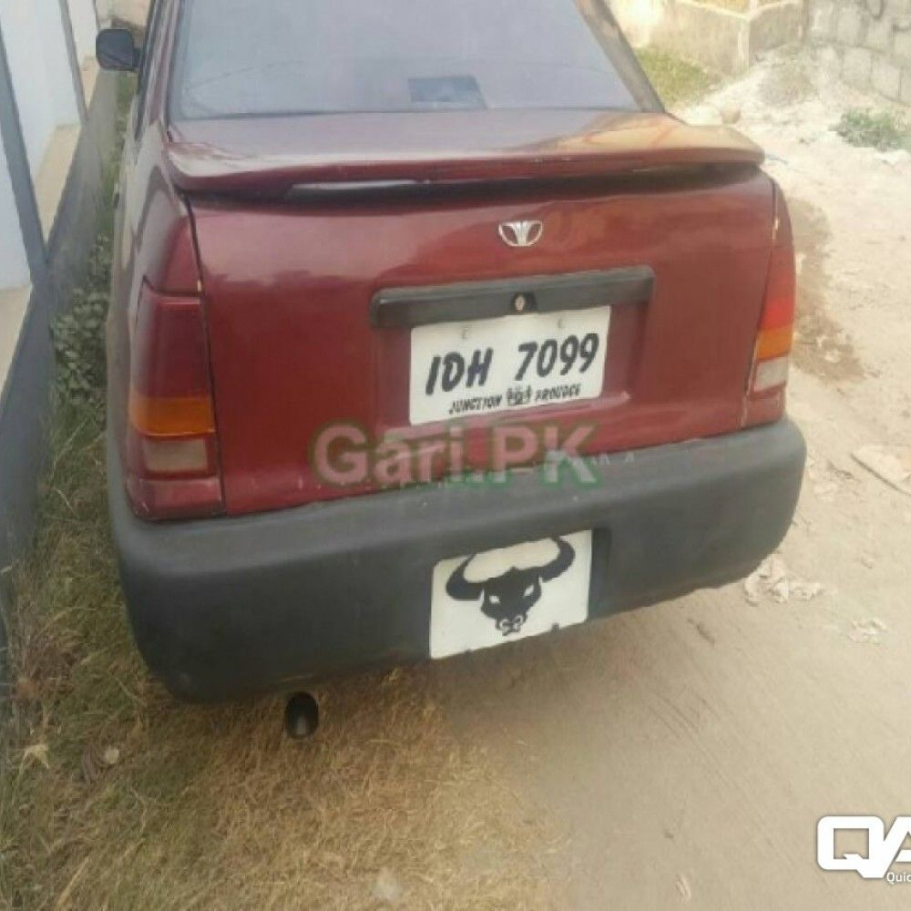 Reg City Islamabad Price 275000 Rs Color Red Body Type Sedan Engine Https Www Quicklyads Pk Daewoo Racer 1987 For Sale In Rawal Daewoo Racer Red Bodies