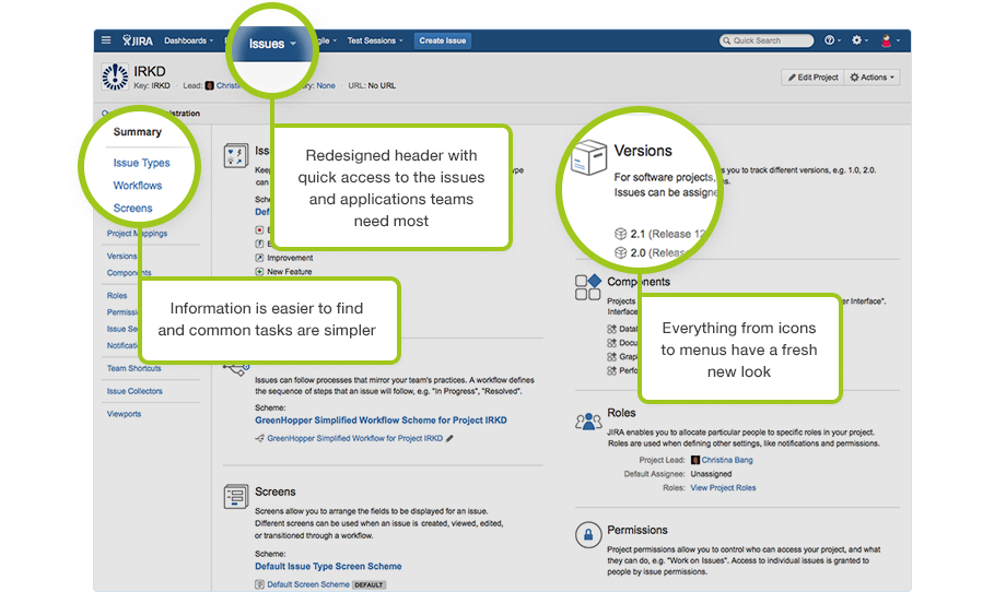 Jira Excellent Project Tracker Business Management Project Management Whats New
