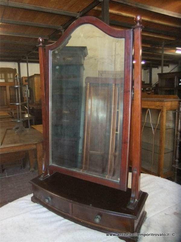 Oggettistica d`epoca Specchi e cornici Antica