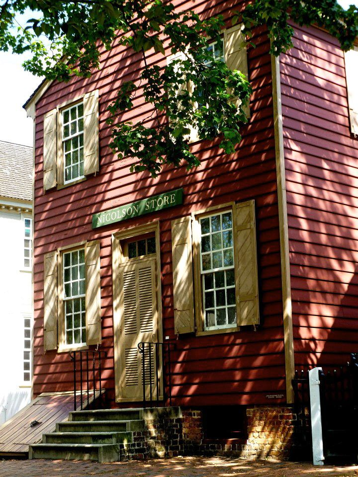 Red And Yellow New England Style Home Reminds Me Of Being In Newport And Boston Colonial Exterior Colonial House Saltbox Houses