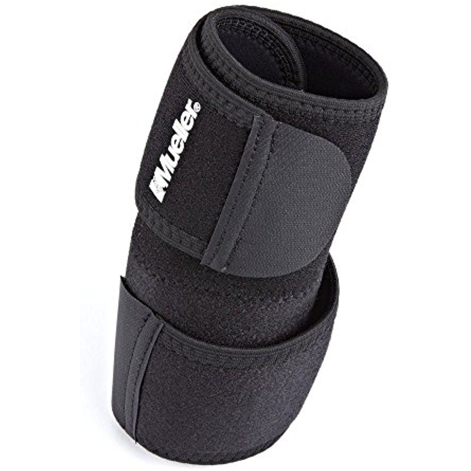 Mueller Elbow Support Neoprene, Black, One Size * Visit