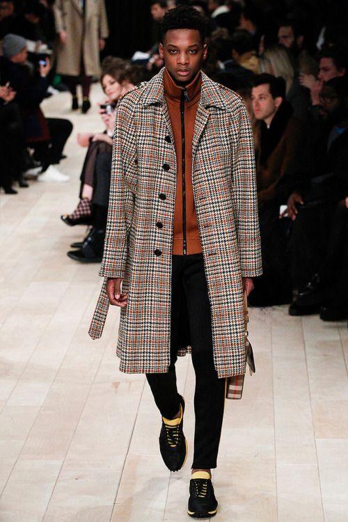 Burberry FW16.  menswear mnswr mens style mens fashion fashion style runway burberry