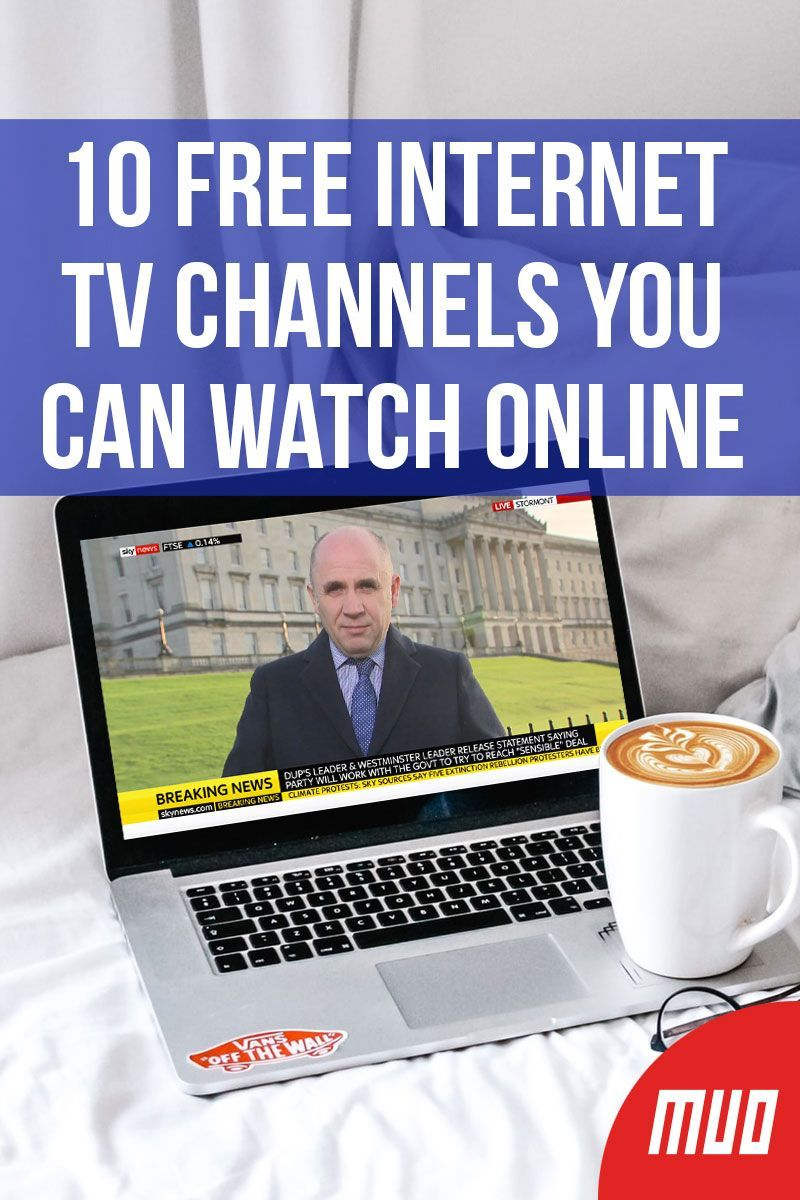 10 Free TV Channels You Can Watch Online Free