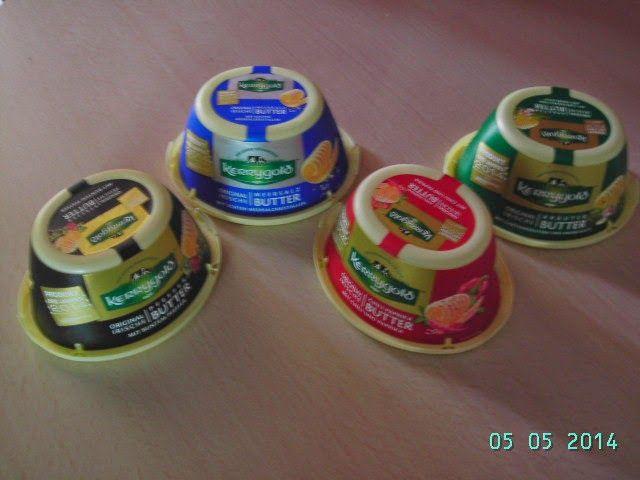 Netties Test und Schnüffelecke: Kerrygold Butter mit Meersalz, Schwarzem Pfeffer, Chilli & Kräutern,Produkttest von brandnooz