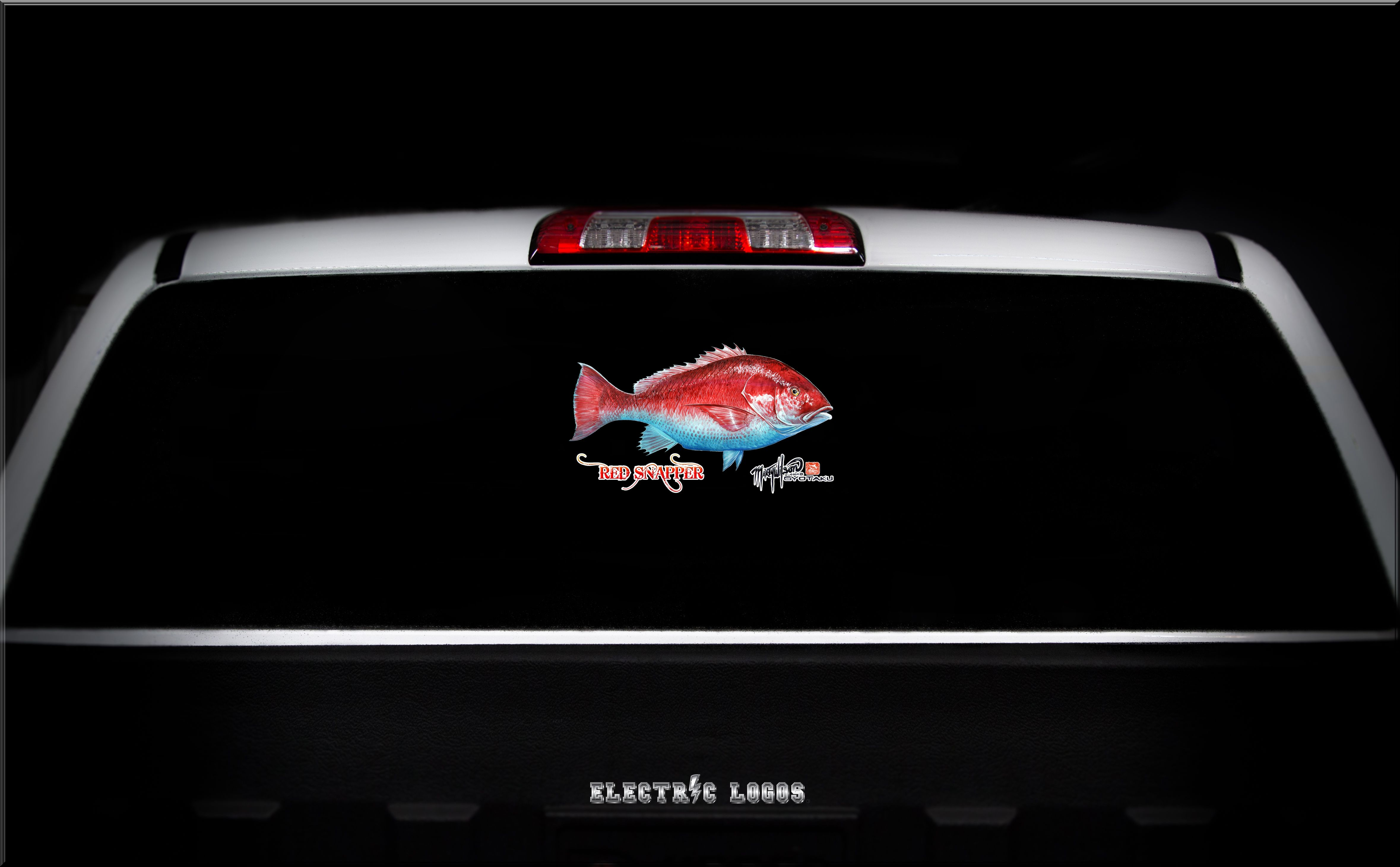 Pin by Electric Logos on Marty Wilson Designs Truck