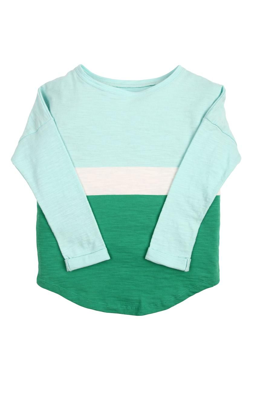 kids anouk ls rolled top | Cotton On