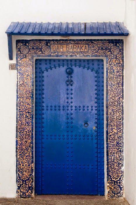 MOROCCAN DOOR © Daniel Nadler Photography