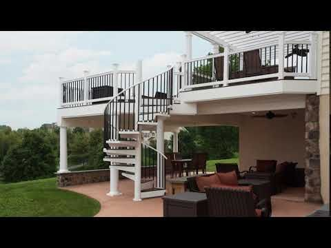 Best 20 Best Outdoor Spiral Staircase Modern And Contemporary 400 x 300