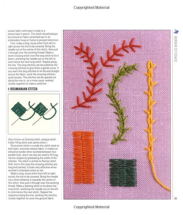 roumanian stitch