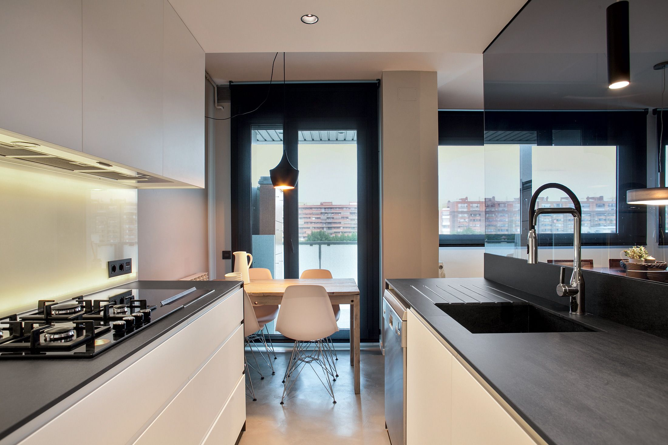 Neolith Basalt Black 12mm Countertops with the Satin Finish. View ...