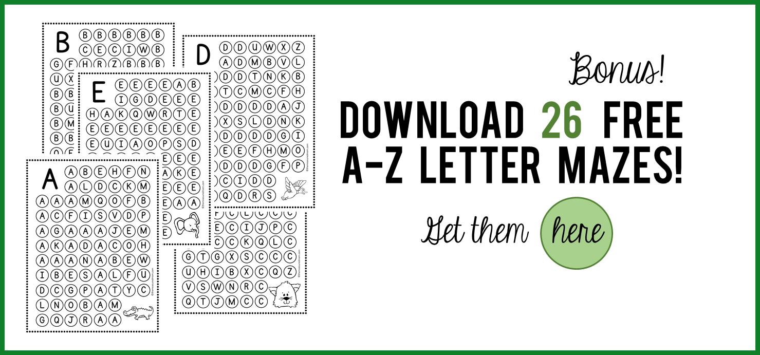 How To Teach The Alphabet To Preschoolers Teaching The Alphabet Word Work Centers Alphabet Recognition Activities [ 691 x 1479 Pixel ]