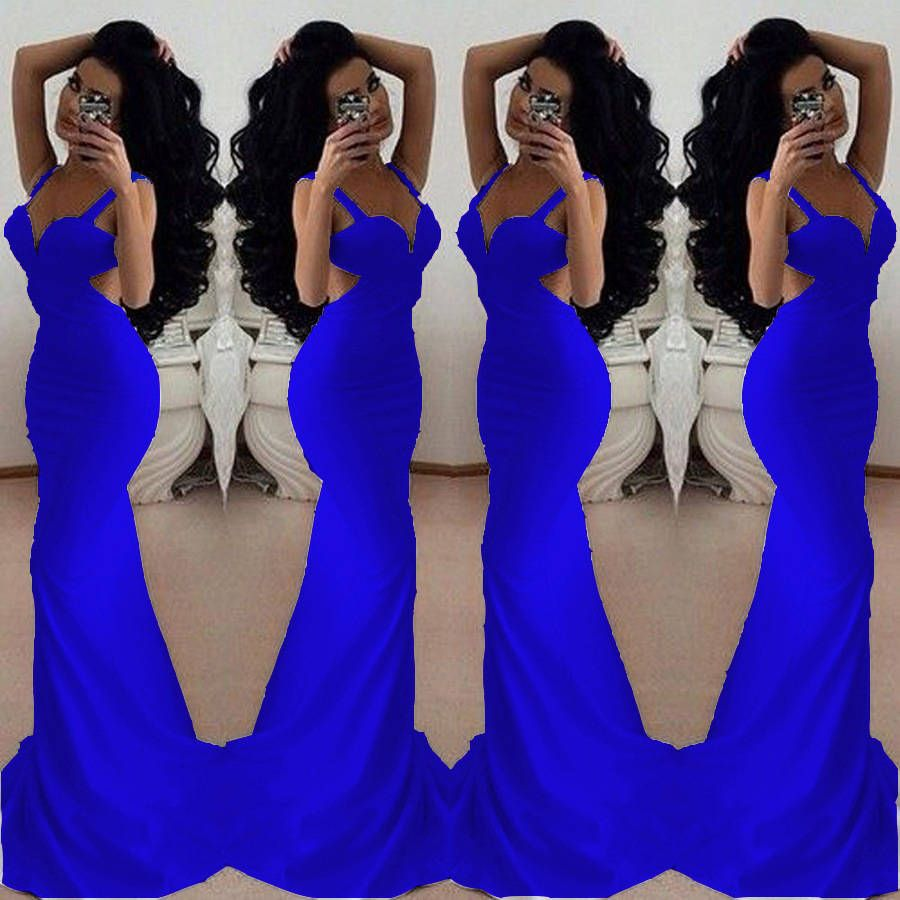 Click to buy ucuc summer sexy maxi long dress sleeveless floor