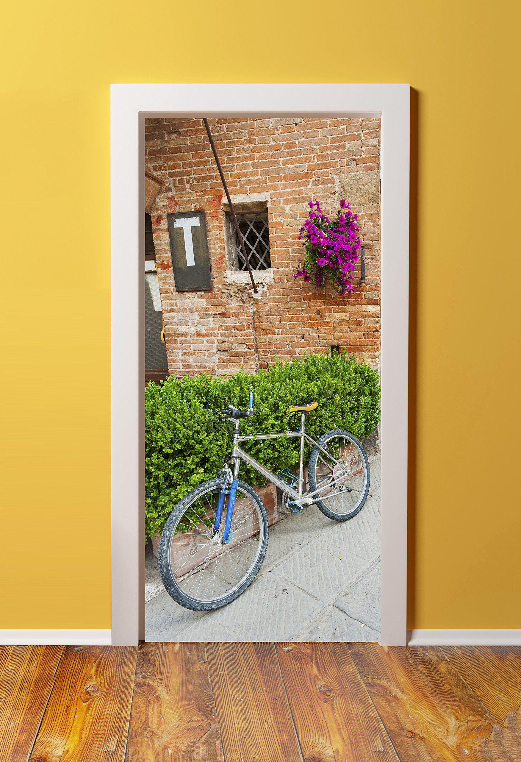 Door Murals Peel And Stick.30x80 Canvas 3d Door Sticker Murals Peel Stick Made